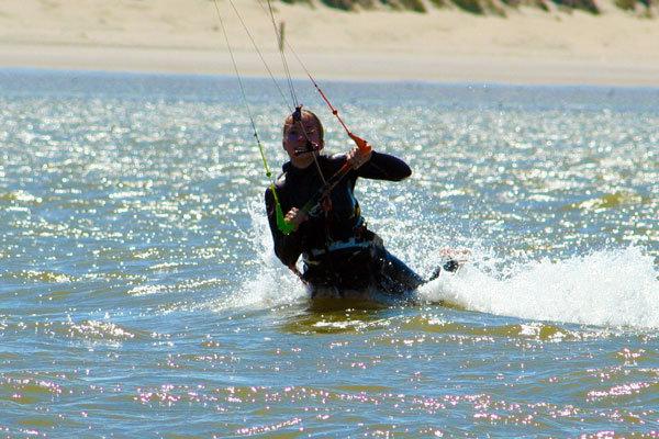 Kitesurf Kurs 1 Tag