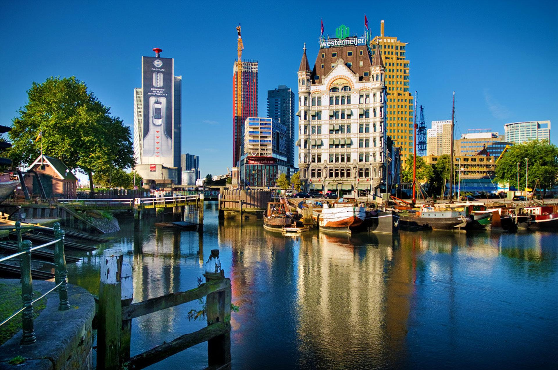 Rotterdam Stadt