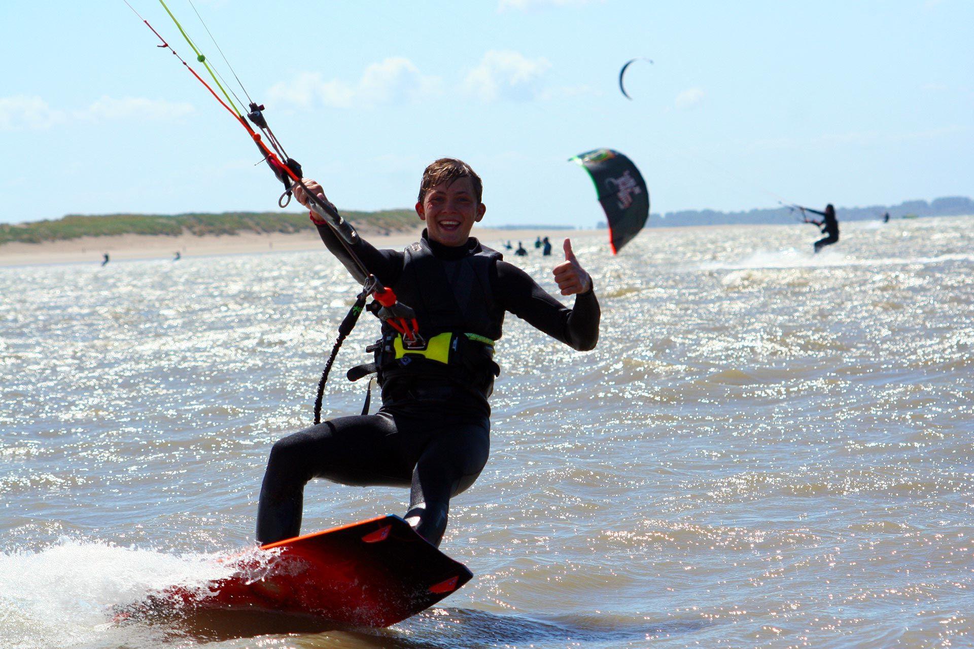 5 Tage Kitesurfcamp in Holland