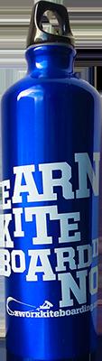 Alu Trinkflasche mit Logoprint