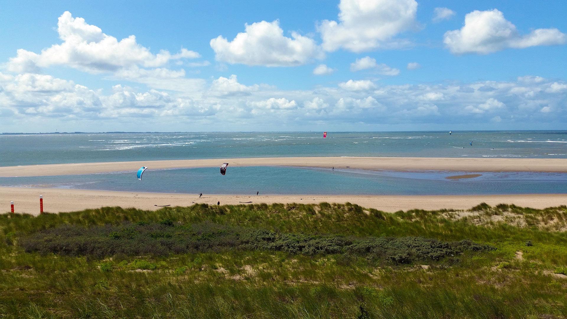 Slufter Strand Kitespot