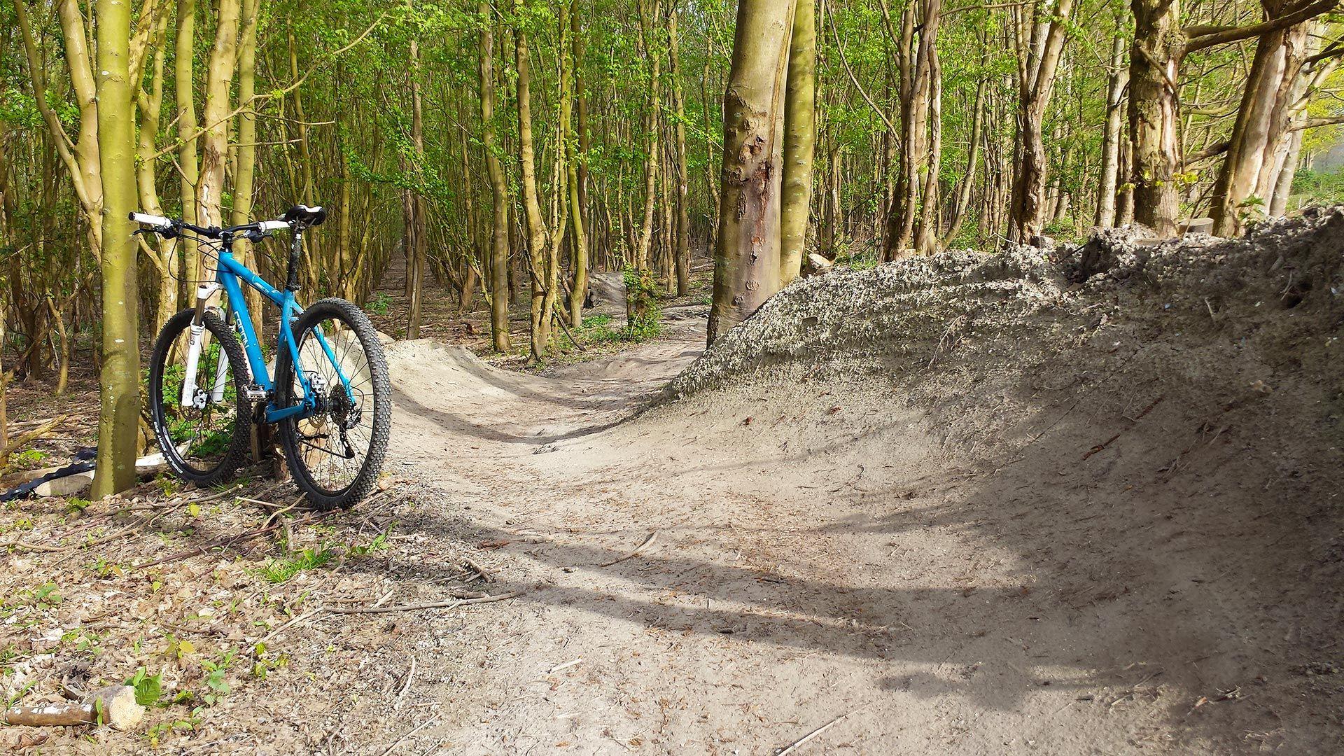 Mountainbike Trail Oostvoorne