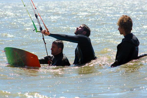 Kitesurf Kurs 2 Tage