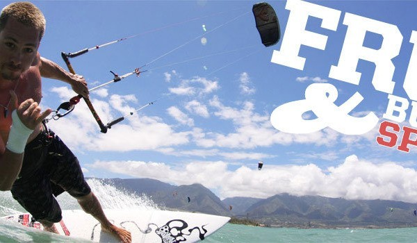 LeanKiteboardingNow Kite Camp